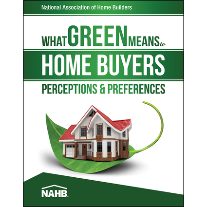 What Green Means to Home Buyers
