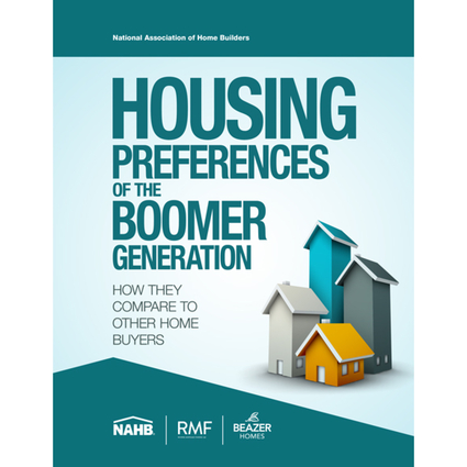 Housing Preferences of the Boomer Generation: