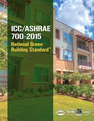 ICC/ASHRAE 700-2015 National Green Building Standard