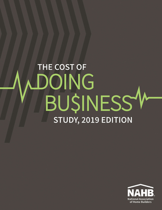Cost of Doing Business Study, 2019 Edition