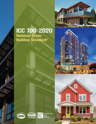 ICC 700-2020 National Green Building Standard