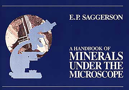 A Handbook of Minerals Under the Microscope