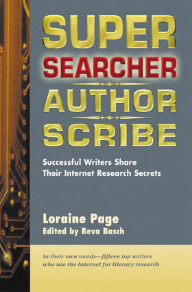 Super Searcher, Author, Scribe
