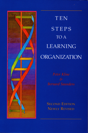 Ten Steps to a Learning Organization - Revised