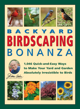 Jerry Baker's Backyard Birdscaping Bonanza