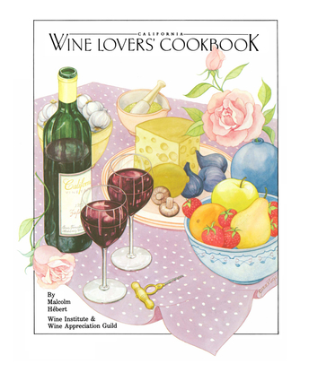 California Wine Lover's Cookbook