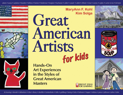 list of famous american artists