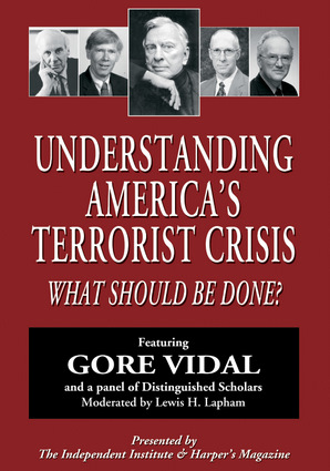 Understanding America's Terrorist Crisis