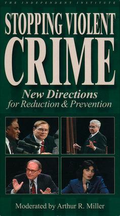 Stopping Violent Crime