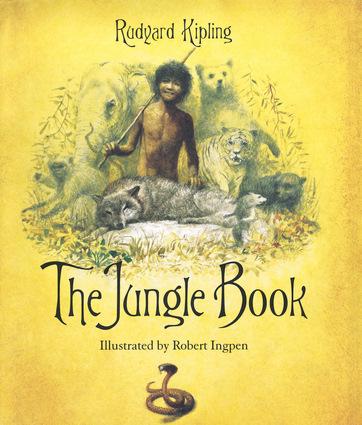 Carlo nesti mowgli jungle book