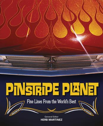 Pinstripe Planet