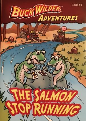 The Salmon Stop Running