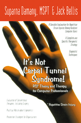 It's Not Carpal Tunnel Syndrome!