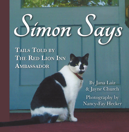 Simon Says, Tails Told By The Red Lion Inn Ambassador
