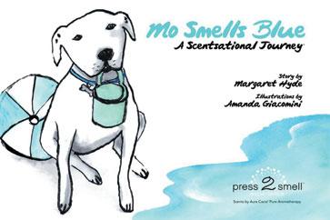 Mo Smells Blue