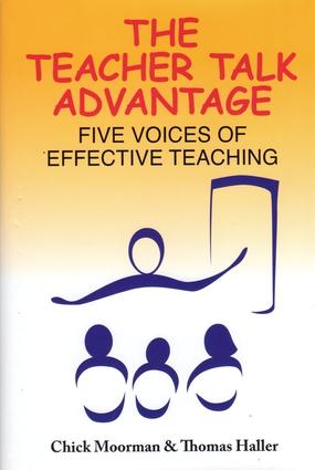 The Teacher Talk Advantage