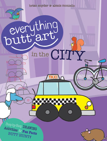 Everything Butt Art in the City