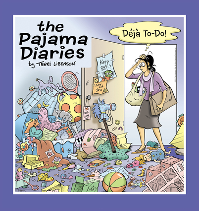 The Pajama Diaries: Déjà To-Do!