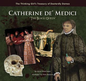 """Catherine de' Medici """"The Black Queen"""""""