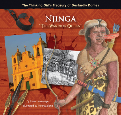 "Njinga ""The Warrior Queen"""