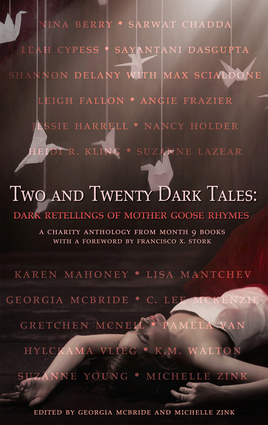 Two and Twenty Dark Tales