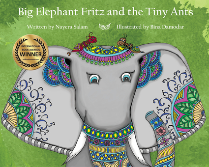 Big Elephant Fritz and the Tiny Ants