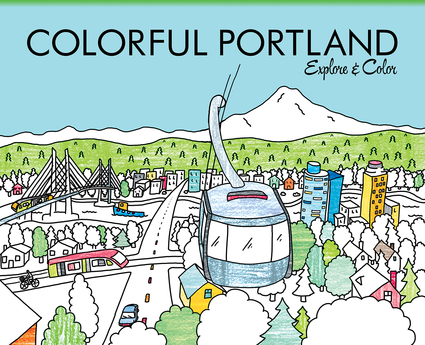 Colorful Portland