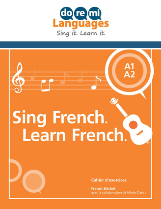 Sing French. Learn French. (French)