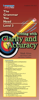 Writing with Clarity and Accuracy
