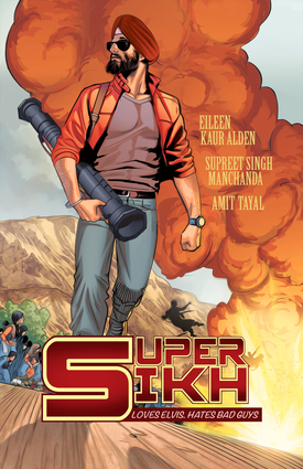 Super Sikh Volume One