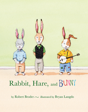 Rabbit, Hare, and Bunny