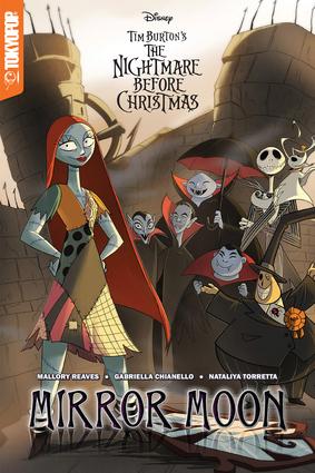 Disney Manga: The Nightmare Before Christmas — Mirror Moon Graphic Novel
