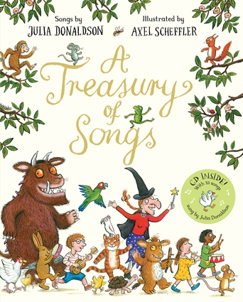 Axel Scheffler Titles