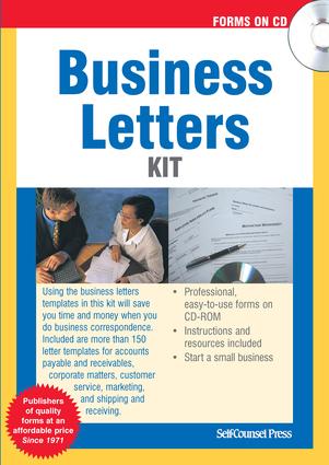 Business Letters Kit