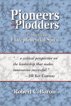 Pioneers and Plodders