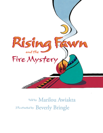 Rising Fawn and the Fire Mystery