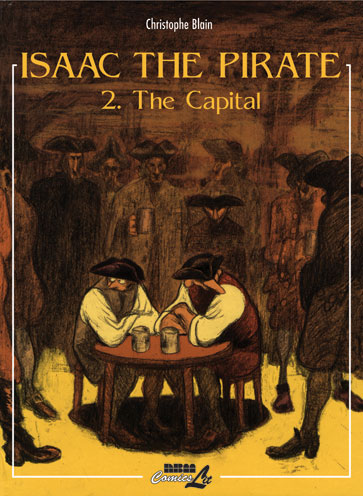 Isaac the Pirate: Vol. 2 - The Capital