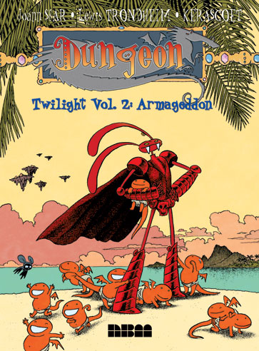 Dungeon: Twilight - Vol. 2: Armageddon