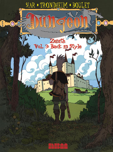 Dungeon: Zenith - Vol. 3: Back In Style