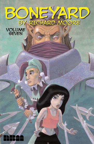 Boneyard: Volume 7