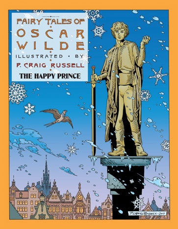 Fairy Tales of Oscar Wilde: The Happy Prince