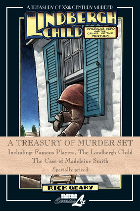 A Treasury of Murder Set