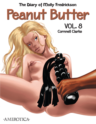 The Diary of Molly Fredrickson: Peanut Butter - Vol. 8 - No Price Printed