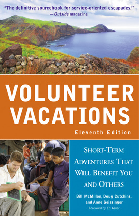 volunteer vacations independent publishers group