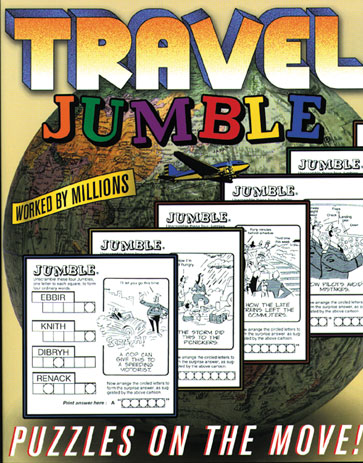 Travel Jumble®