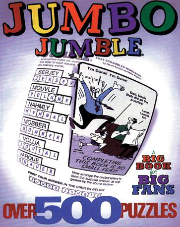 Jumbo Jumble®