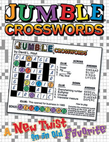 Jumble® Crosswords™