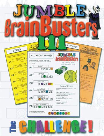 Jumble® BrainBusters III
