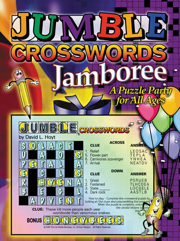 Jumble® Crosswords™ Jamboree
