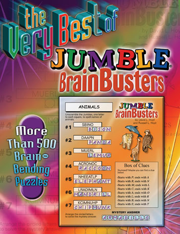 The Very Best of Jumble® Brainbusters